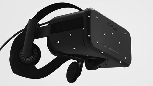 Oculus Rift Crescent Bay, Image Credit : Oculus