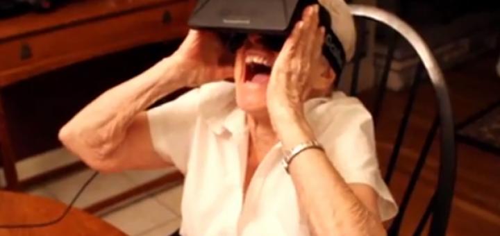 Menggunakan Oculus Rift